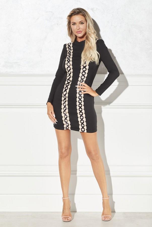 Finley dress - Luxusné spoločenské šaty  9331e7a6fe2