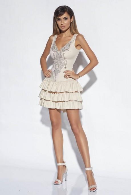 f85deaf95f09 Ginger dress - Luxusné spoločenské šaty