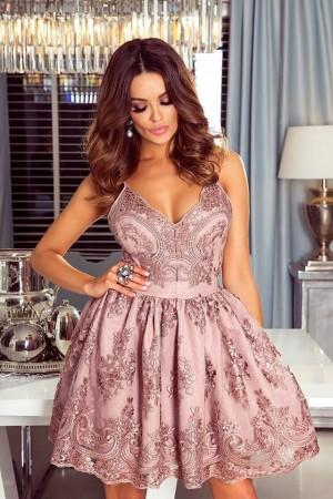Victoria dress staroružové c6a04b159fe