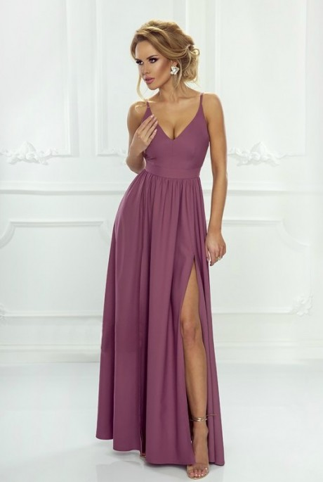 95b733169700 Nina dress fialové - Luxusné spoločenské šaty