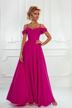 Elizabeth dress tmavoružové Elizabeth dress tmavoružové ca8bcea3c05