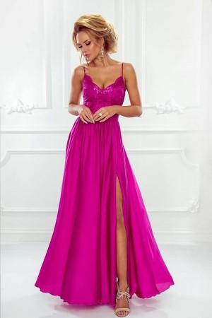 Luxusné spoločenské šaty  c1bbe0f14b9