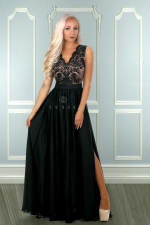 Juliette dress čierno-béžové ... 65ebbdb10ab