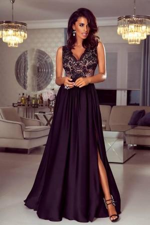 ec38b08e0c3 Juliette dress čierno-béžové ...