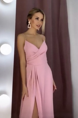 22717561f255 Lisa dress staroružové ...