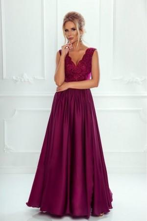 Juliette dress slivkové Juliette dress slivkové 99f653319b