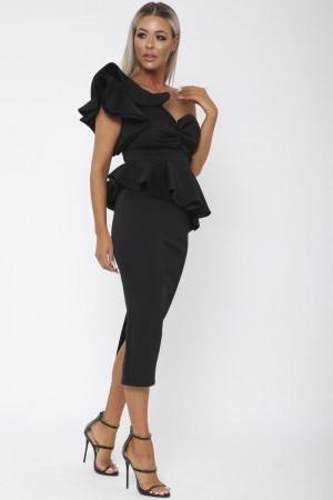 7d95dee5b454 Michelle dress čierne Michelle dress čierne
